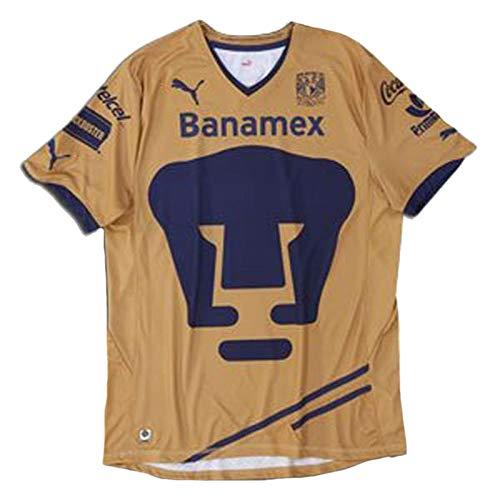 PUMA UNAM Pumas Third Jersey 11/12 GOLD