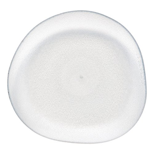 MADHOUSE by Michael Aram 12-Count Clear Appetizer Plate, Pebble