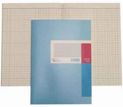 Spaltenbuch A5 K+E 86-15511 40Bl 2Spalten 314K40
