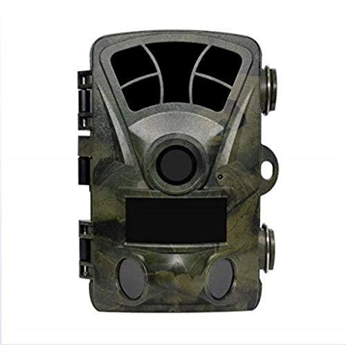 SXZHSM IP66 waterdichte bewakingscamera voor thuis 1080P wildcamera HD jacht (2,4 inch LCD-monitor) 16 MP jachtcamera