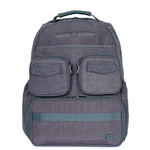 Lug Women's Puddle Jumper 2 Backpack, Fog Grey, One Size