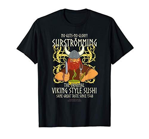 Pez Surströmming Suecia Surströmming Camiseta