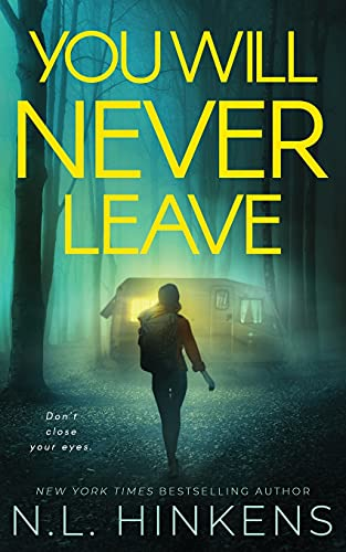 You Will Never Leave: A psychological suspense thriller (Villainous...