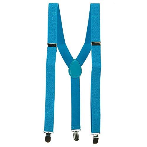 Fashion Suspender - Sky Blue OSFM