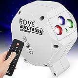 ROVE Aurora Sky Galaxy Projector - Laser Star...