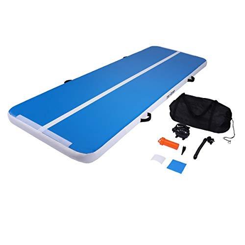 GORILLA SPORTS® AirTrack in verschiedenen Größen Größe 500 cm