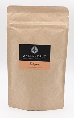 Ankerkraut Bolognese Gewürz, 200g im aromadichten Beutel