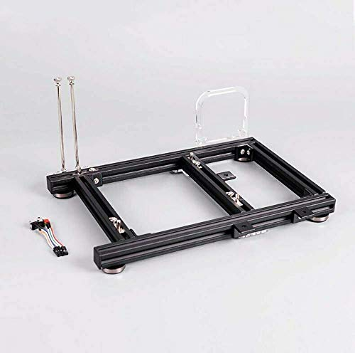 Mini ITX PC Test Bench Open Air Frame Overclock Case