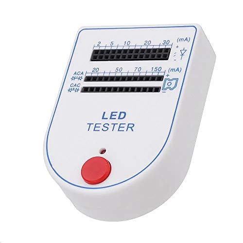 Modul-Kits For Licht-emittierende Dioden-Lampen-Birnen-Batterie-Tester handlichen Gerät, 2-150mA mini handliche LED Testlampe Box Tester für Arduino und andere Mikrocontroller