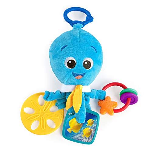 Baby Einstein Activity Arms Octopus Take-Along Plush Toy | Amazon