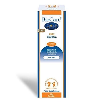 BioCare Baby BioFlora Probiotic Powder, 33 g
