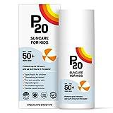 P20 ® | Crème solaire enfant | Creme Solaire spf 50 enfant à très haute résistance à l'eau pour une protection fiable contre les rayons UVA et UVB | Format crème | 200 ml