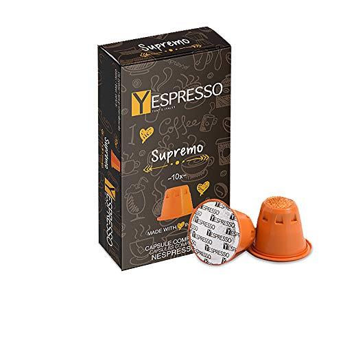 100 Capsule Nespresso compatibili (SUPREMO) ...