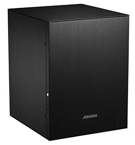 【BWH】PCケース JONSBO C2BK ブラック