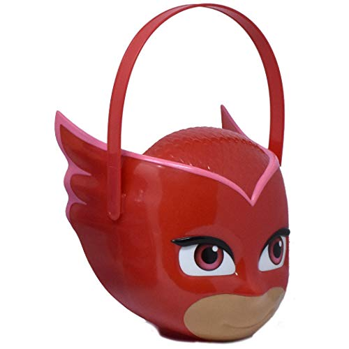 PJ Masks Owlette Character Bucket – Children's Candy and Storage Bucket