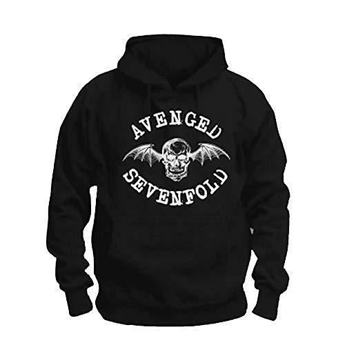 Avenged Sevenfold 'Logo' Pull Over Hoodie - New