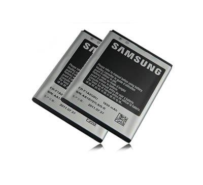 ML Mobiles 2x Akku Original Samsung Handy für Samsung Galaxy S II i9100| Galaxy S2i9100