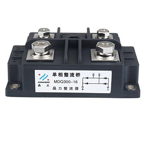 Fincos Chorme Silicon MDQ300A Single-Phase Diode Bridge Rectifier 300A Amp 1600V