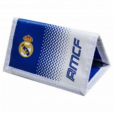 DAVID BECKHAM - Cartera oficial del Real Madrid (La Liga) con velcro