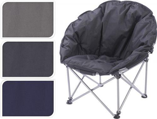 Chaise de camping rond 80 cm