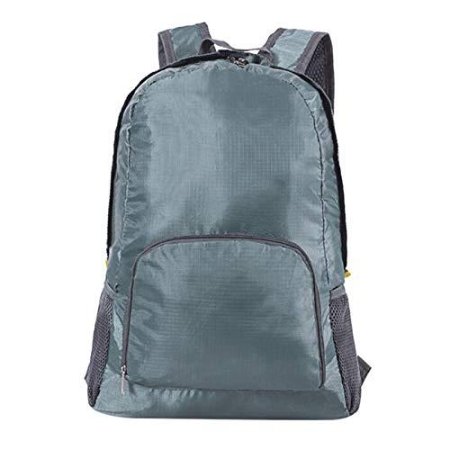 Lfhing Waterproof Travel Folding Backpack Outdoor Sports Hiking School Backpack