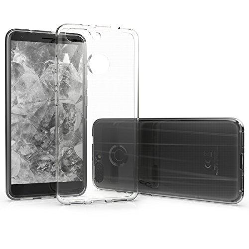 kwmobile Hülle kompatibel mit ZTE Blade V9 Vita - Handyhülle - Handy Hülle in Transparent