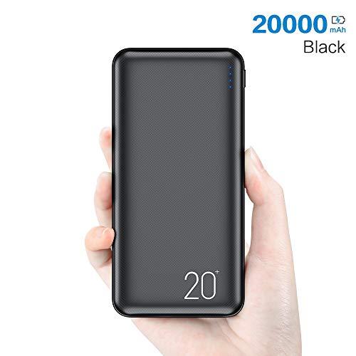 Cargador De Batería Externo Banco De La Energía 20000mAh Carga Portátil Del Teléfono Móvil Poverbank El Powerbank 20000 MAh For Xiaomi Mi