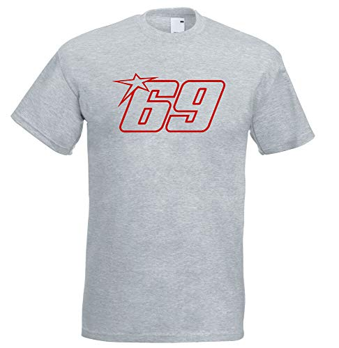 Nicky Hayden 69 Mens Moto Gp T Shirt