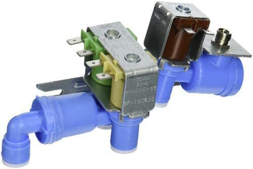 KASINGS Ranking TOP14 Omaha Mall Water Solenoid Valve for FRS23KF6EW9 FRS23KF Replacement