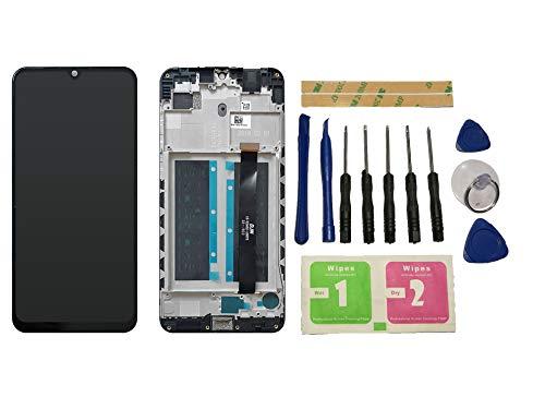 Flügel für ZTE Blade V10 Display LCD Ersatzdisplay Schwarz Touchscreen Digitizer Bildschirm Glas Komplett Einheit mit Rahmen Ersatzteile & Werkzeuge & Kleber