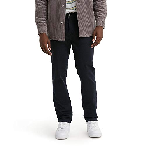 Levi's Big & Tall 541 Athletic Fit Jean, Cholla Black Overdye-All Seasons Tech-Stretch, 50 W/30 L Homme