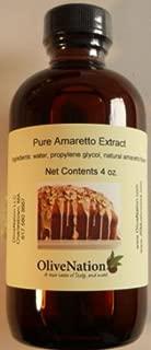 Amaretto Extract 4 oz., 4 Ounce