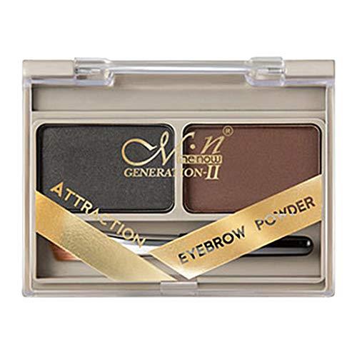 Injoyo Maquillage De Sourcils De Poudre De Couleur 2-01