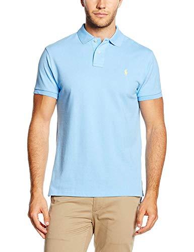 Polo Ralph Lauren Herren Poloshirt Small Gr. XXL, Blau - Sky Blue