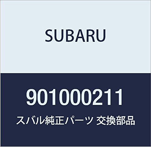 SUBARU (スバル) 純正部品 フランジ ボルト 品番901000211