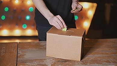 AmazeBox Kraft Gimmick and Online Instructions by Mark Shortland and Vanishing Inctheory11 Trick