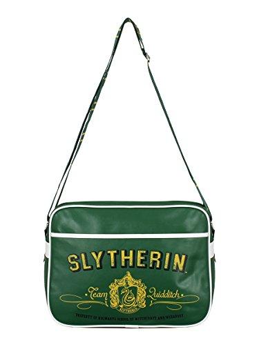 Bolso Retro Harry Potter Slytherin Crest