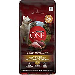Purina ONE SmartBlend True Instinct Natural