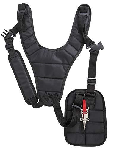 Adjustable Strimmer Belt Shoulder Harness Strap For Grass Brush /& Trimmer E1Z1