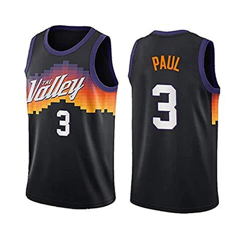 rzoizwko Baloncesto NBA Jersey, Chris Paul Jerseys NBA 3# Phoenix Suns
