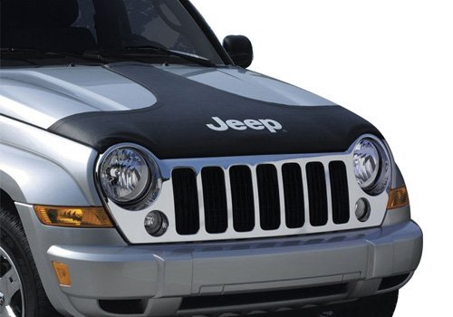 Mopar OEM Jeep Liberty T-Style Hood Cover - 82207591