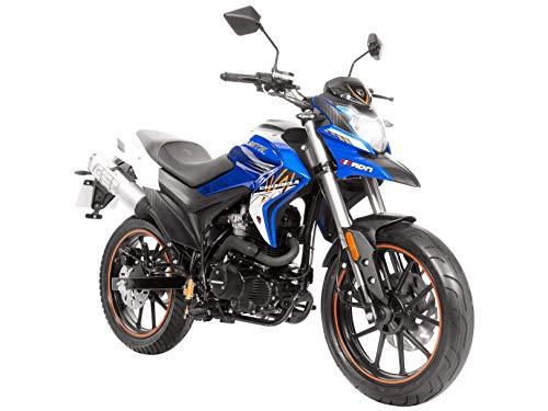 Moto Carabela GX 250 Azul