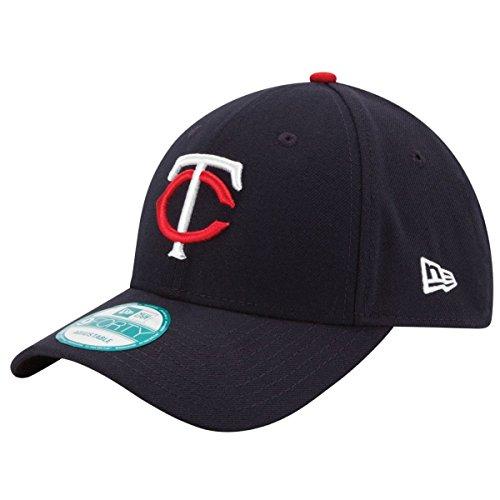 New Era 9Forty Cap - MLB League Minnesota Twins Noir