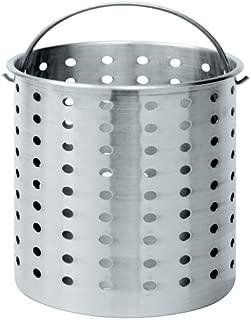 Bayou Classic B100, 100-Qt. Perforated Basket, aluminum