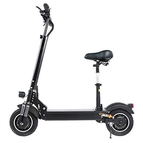 Scooter Electrico para Adultos Motores 2800w Velocidad Máxima 80 Km/H Plegable Patinetes...