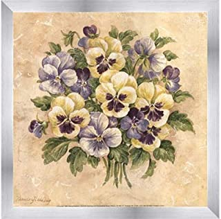 Pansies by Pamela Gladding?–?12?x 12インチ?–?アートプリントポスター 12  x 12  Inch LE_111171-F9935-12x12