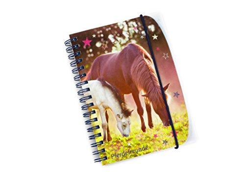 Bloc- Notes blu, Gli amici dei cavalli