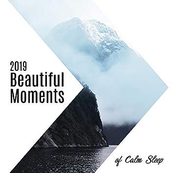2019 Beautiful Moments of Calm Sleep