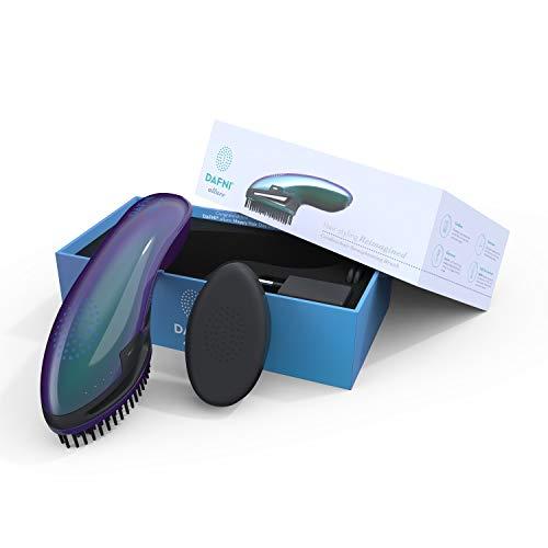 DAFNI Allure Tragbare Haarglättbürste -stylt das Haar bis zu 10 mal schneller als eine Bügeleisen