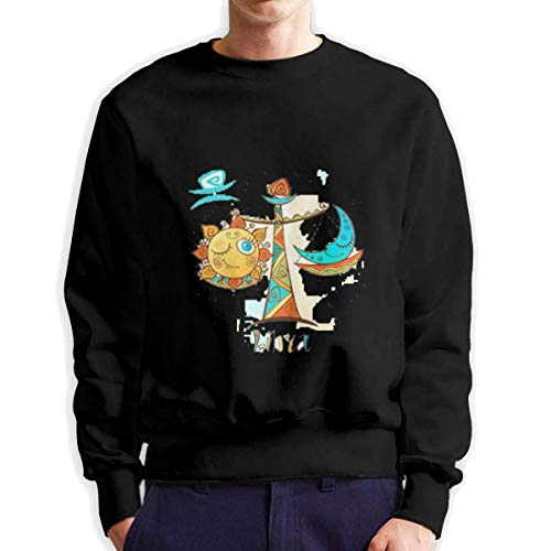 Sunwan Kinder Horoscoop Icon Mouw Lange Shirt Top Tops Casual Sweatshirt Blouse Tee Shirts Tees Klassieke Crewneckpatchwork Korte tiener Grote Blouses